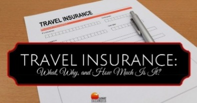 Travel Insurance | Sunset Vacations