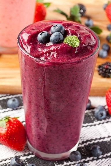 Power Smoothie | Sunset Vacations