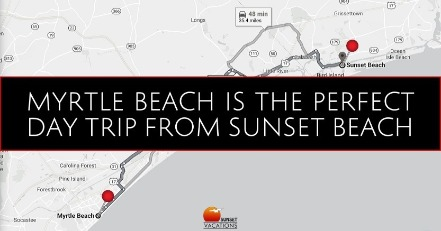 Myrtle Beach Day Trip | Sunset Vacations