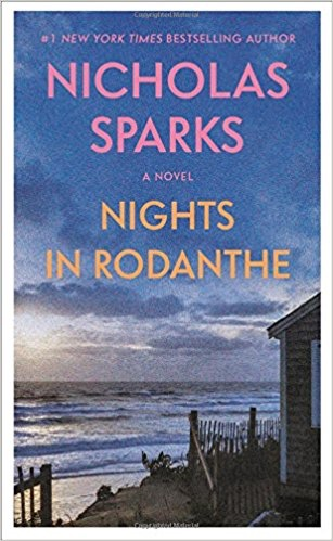 Nights in Rodanthe Book Cover | Sunset Vacations