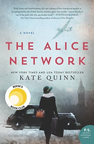 The Alice Network Book Cover | Sunset Vacations