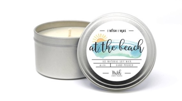 Beach Candle | Sunset Vacations
