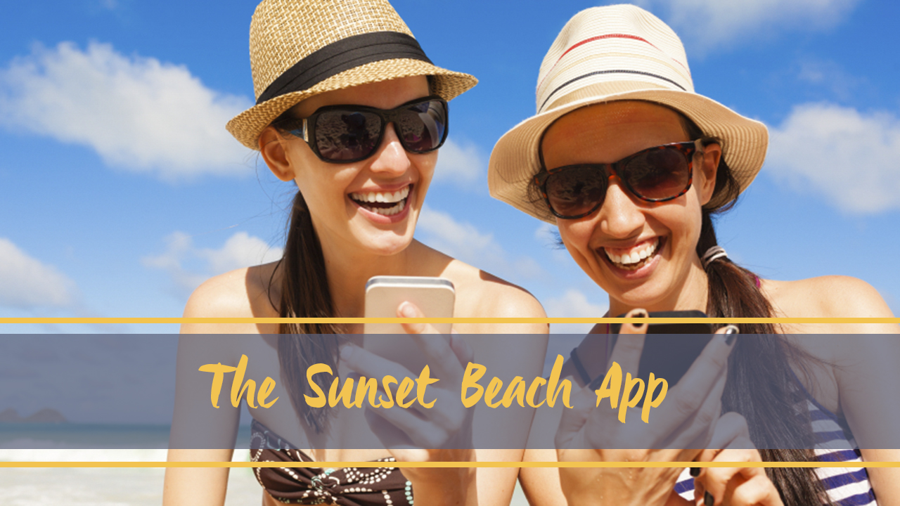 Sunset Beach App