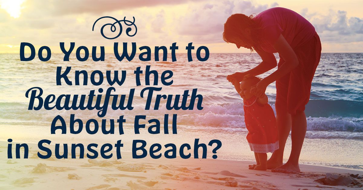 Fall in Sunset Beach