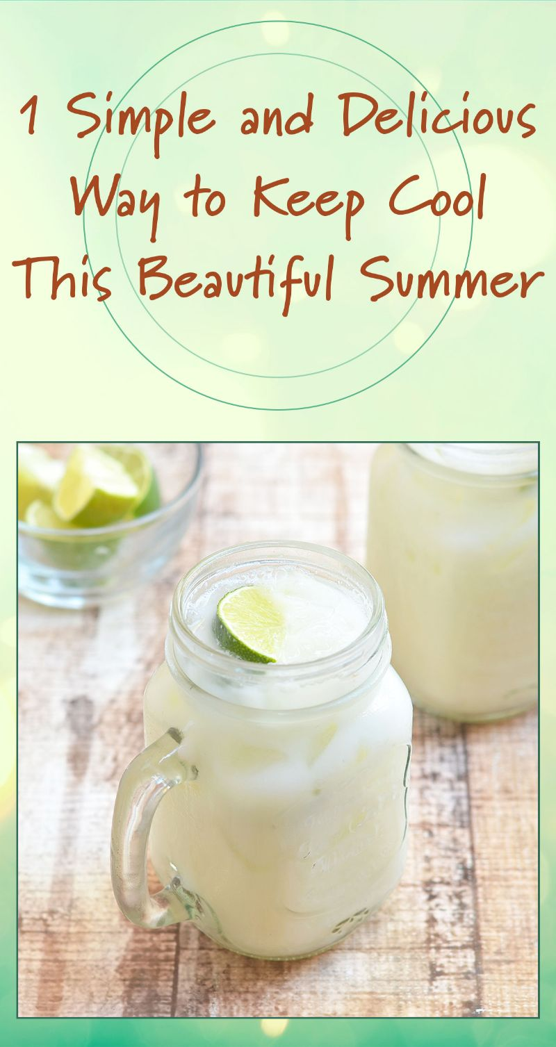 1 Simple and Delicious Way to Keep Cool This Beautiful Summer