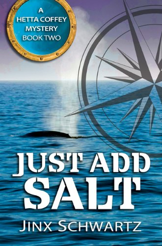 Just Add Salt Book Cover