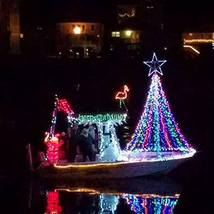 the ocean isle beach flotilla - Christmas Mouse Myrtle Beach
