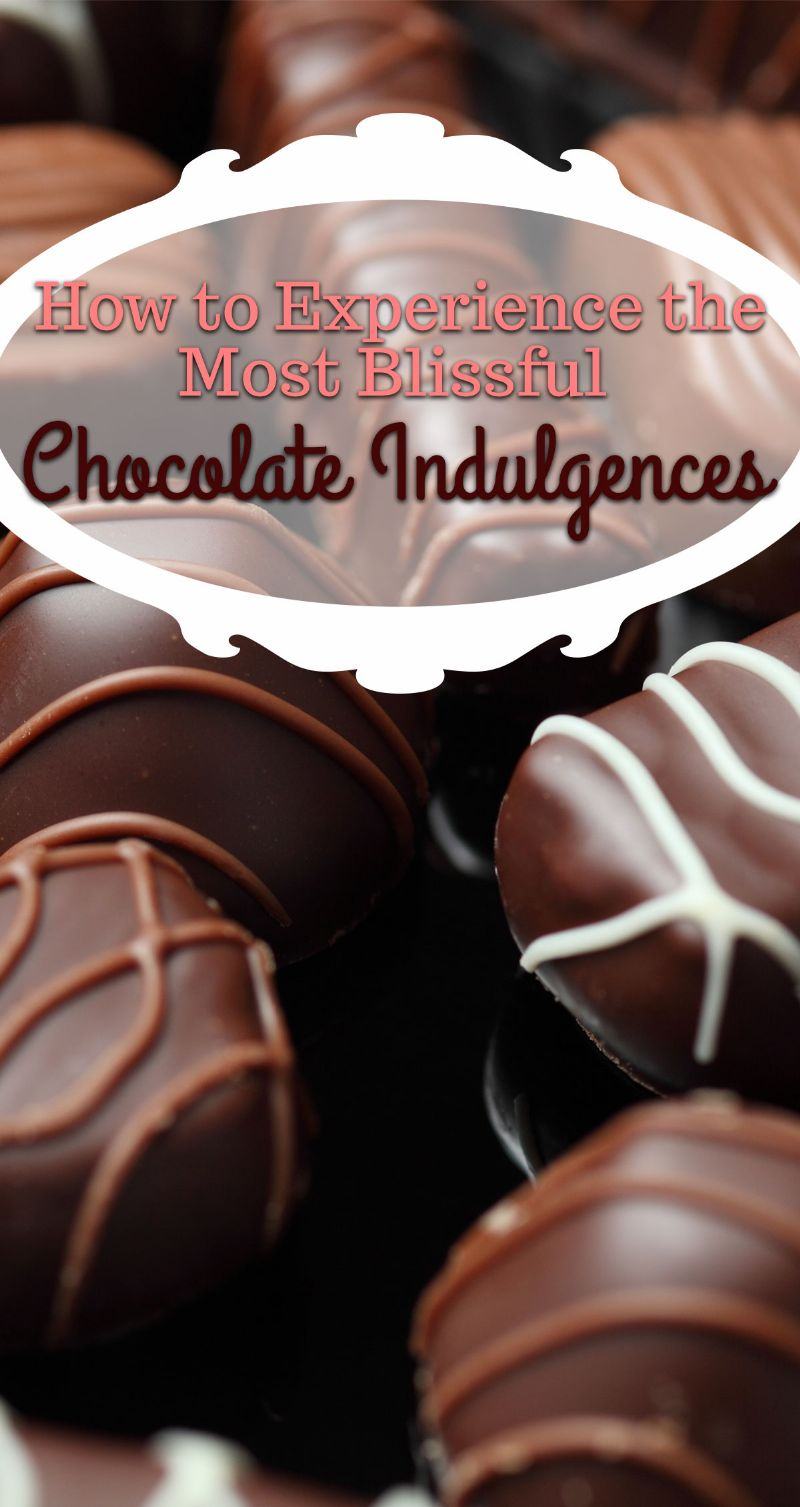 Blissful Chocolate Indulgences Pin