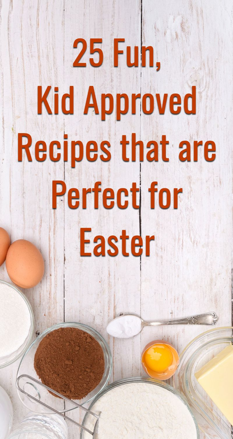 Kid-Approved Recipes Pin