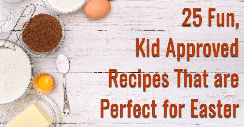 Kid-Approved Recipes