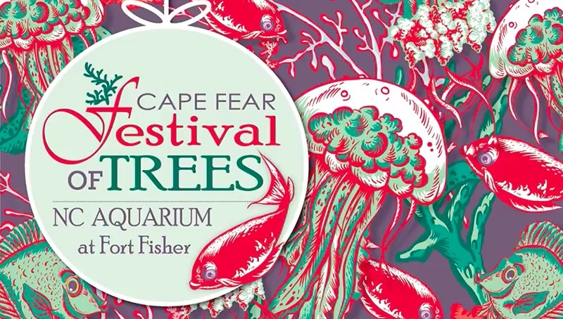 Cape Fear Festival of Trees | Sunset Vacations