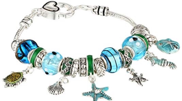 Ocean Charms Bracelet | Sunset Vacations