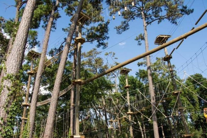 Radical Ropes Myrtle Beach | Sunset Vacations