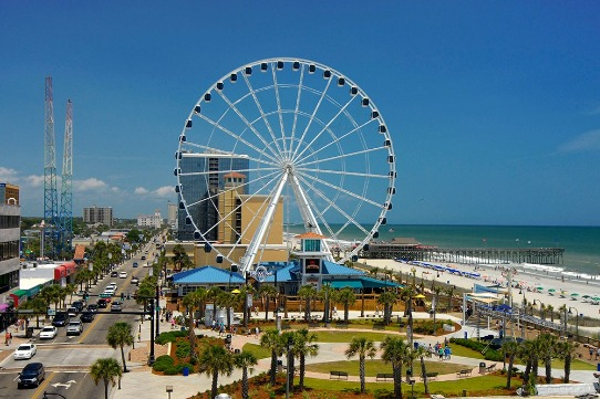 Skywheel Myrtle Beach | Sunset Vacations