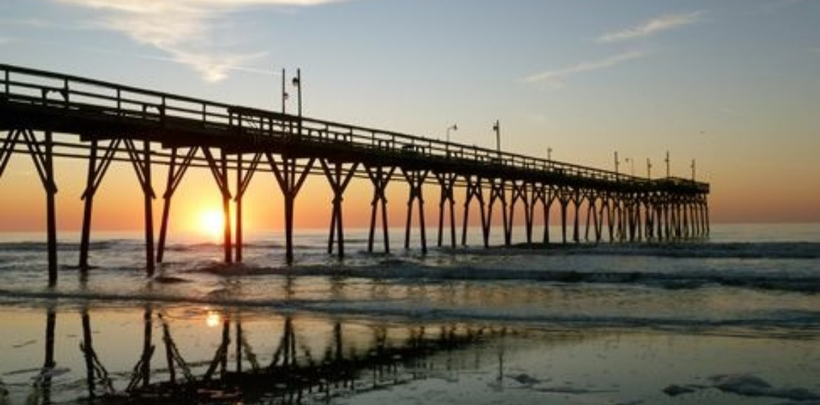 Sunset Beach Pier | Sunset Vacations