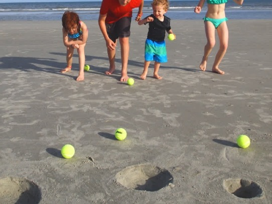 Beach Bowling | Sunset Vacations