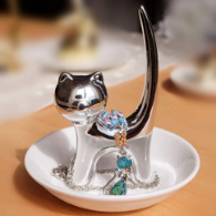 cat jewelry holder | Sunset Vacations