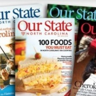 a pile of our state magazine | Sunset Vacations