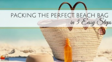 Packing a Beach Bag | Sunset Vacations