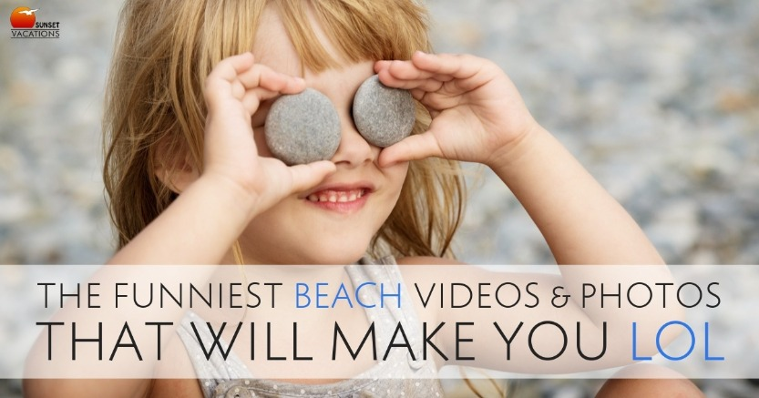 The Funniest Beach Videos And Photos That Will Make You Lol