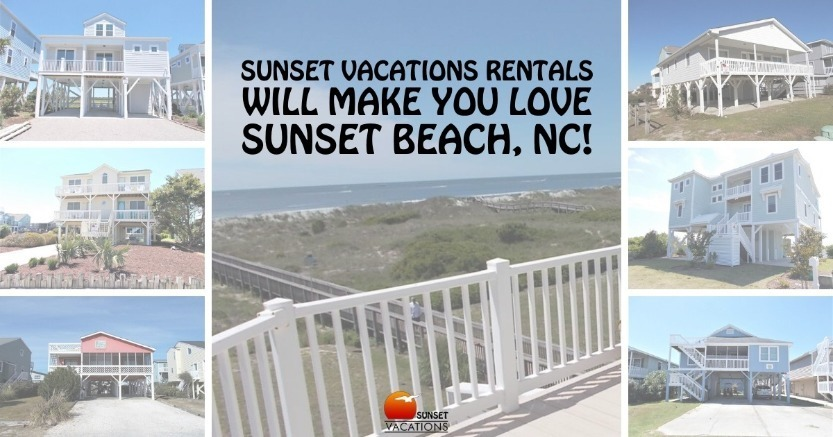 Sunset Vacations Rentals | Sunset Vacations