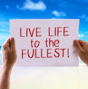 live life to the fullest | Sunset Vacations