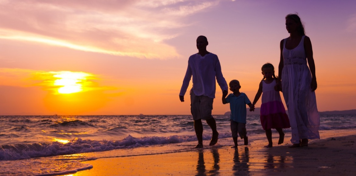 sunset beach family | Sunset Vacations