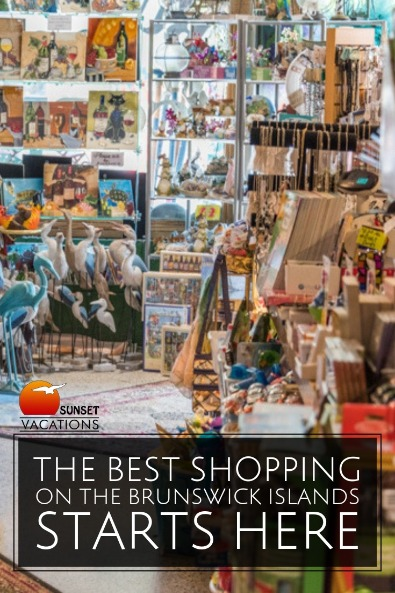 The Best Shopping on the Brunswick Islands Starts Here | Sunset Vacations