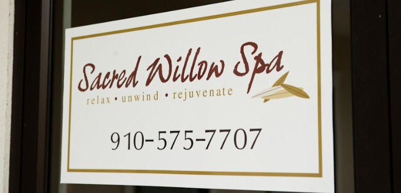 Sacred Willow Spa | Sunset Vacations