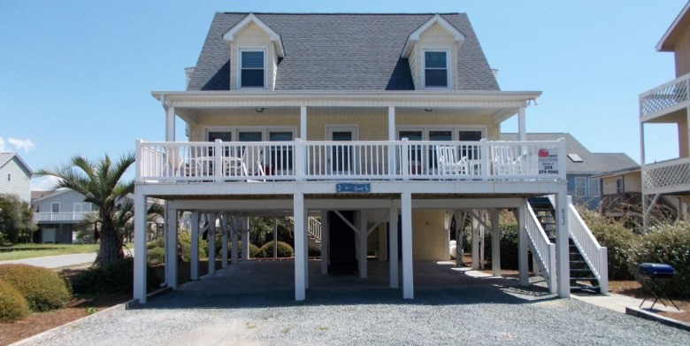 Sea-Renity Vacation Rental | Sunset Vacations