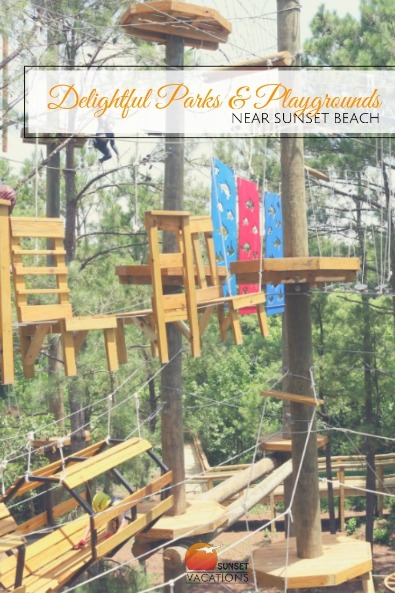 Delightful Parks And Playgrounds Near Sunset Beach | Sunset Vacations