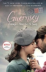 The Guernsey Literary and Potato Peel Pie Society: A Novel Book Cover | Sunset Vacations