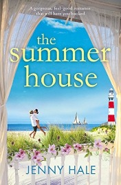 The Summer House Book Cover | Sunset Vacations