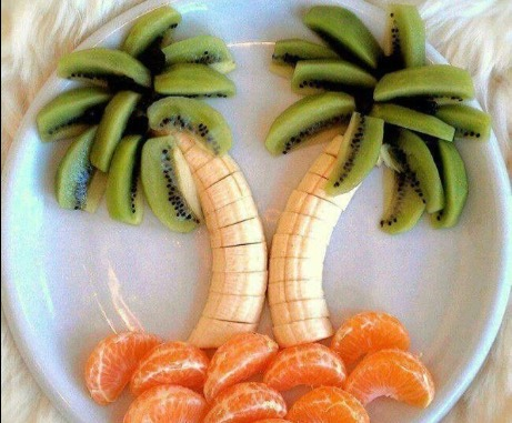 Tropical Fruit Salad | Sunset Vacations
