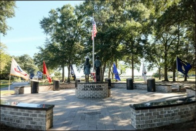 Sunset Beach Veterans Memorial | Sunset Vacations